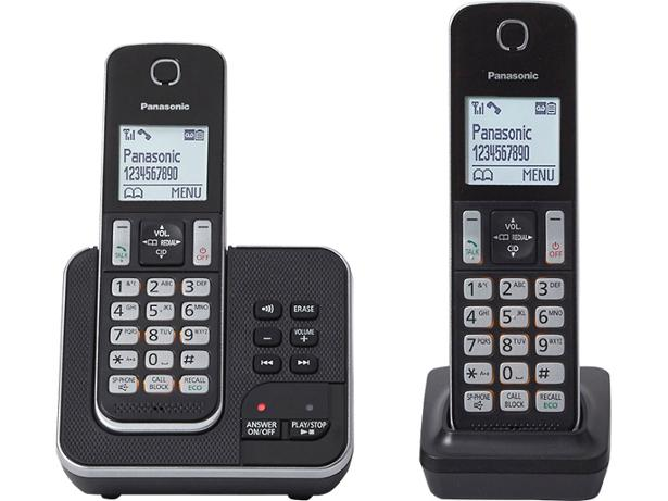 Panasonic KX-TGD622EB cordless phone review - Which?