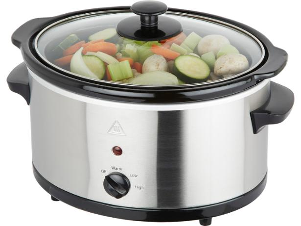 Tesco 3L SCSS12 slow cooker review - Which?