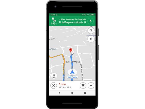 Google Maps - Navigate & Explore (Android) sat nav review ... on google gps laptop, google chrome laptop, google maps gps,