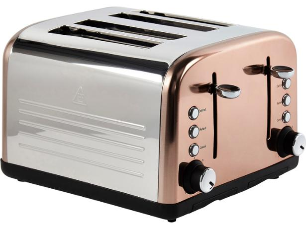 Copper Small Kitchen Appliances