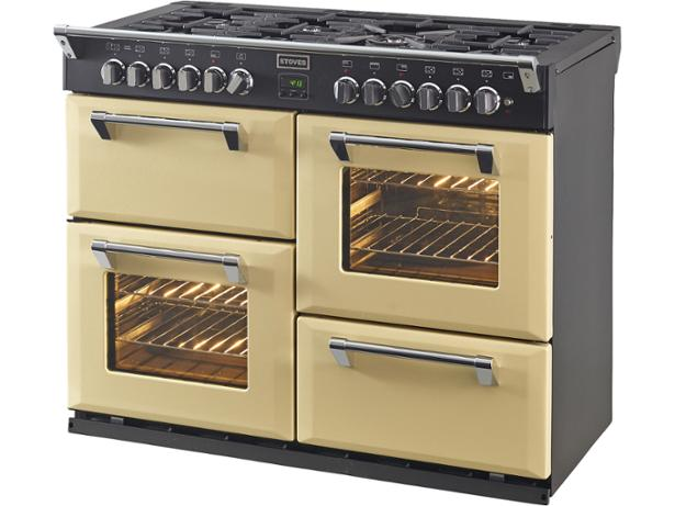 stoves richmond 1100dft range cooker review which. Black Bedroom Furniture Sets. Home Design Ideas