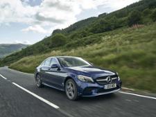 Mercedes-Benz C-class (2014-)