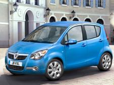 Vauxhall Agila (2008-2013)