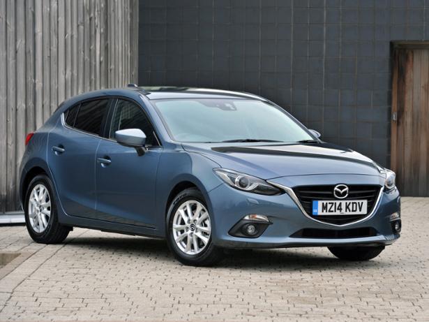 Mazda 3 (2013 ) Review