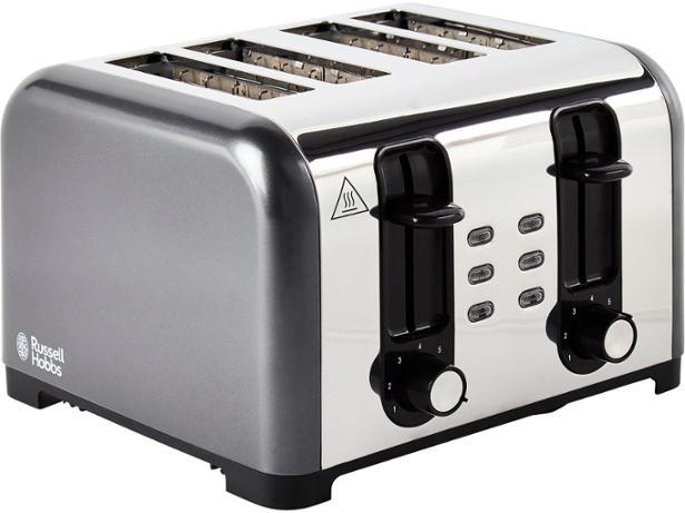Russell Hobbs Oslo Four Slice Toaster