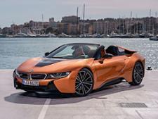BMW i8 Roadster (2018-)