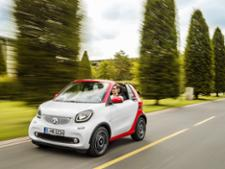 Smart Fortwo Cabriolet (2016-)