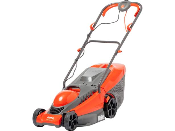 flymo chevron 37c lawn mower review which