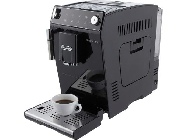 0e402163b09 DeLonghi Autentica ETAM 29.510.B coffee machine review - Which?
