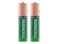 Duracell Recharge Plus AAA