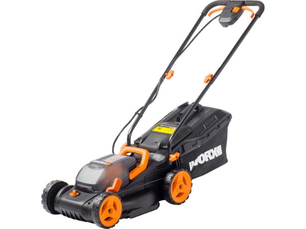 Worx Wg779e 1 Lawn Mower Review Which