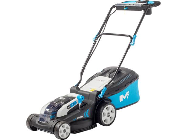 Mac Allister MLM3635-Li-2 bare cordless mower