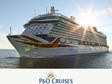P&O Cruises Ocean cruises