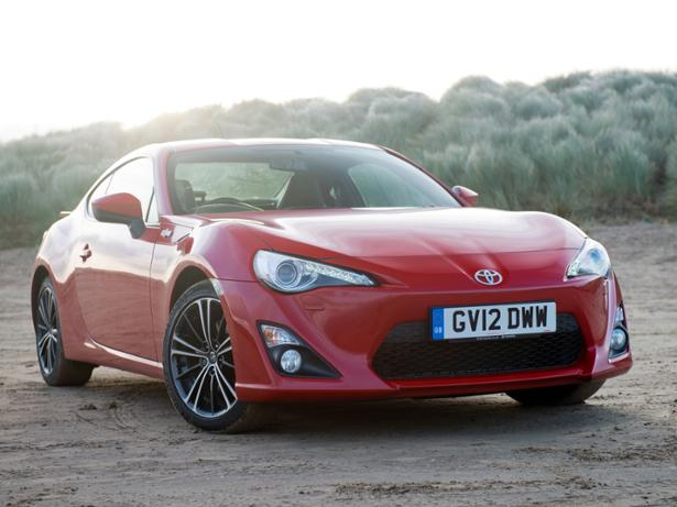 Toyota GT86 (2012 ) Review