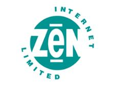 Zen Internet Unlimited Full Fibre 4 + line rental