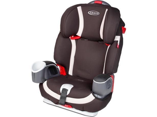 Graco Nautilus Child Car Seat Review