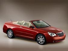Chrysler Sebring Convertible (2007-2009)