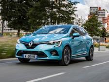 Renault Clio E-Tech (2020-)