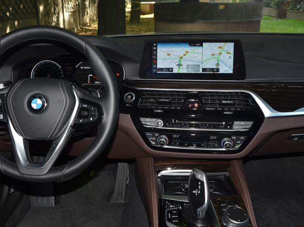 BMW Professional Multimedia sat nav review - Which?