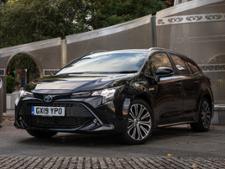 Toyota Corolla Touring Sports Hybrid (2019-)