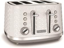 Morphy Richards 248134 Vector 4 Slice Toaster