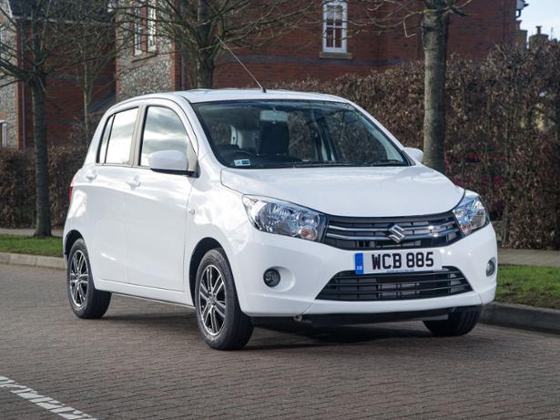 Suzuki new used car reviews which suzuki celerio 2015 fandeluxe Image collections