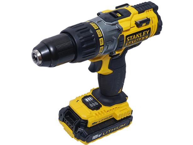 Stanley Fatmax FMC625D2 drill review - Which?