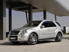 Mercedes-Benz M-Class (2005-2011)