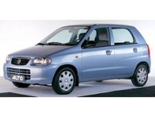 Suzuki Alto (1997-2005)