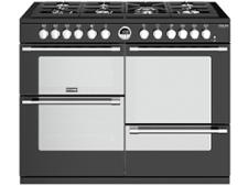 Stoves Sterling Deluxe S1100DF Black
