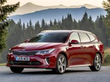 Kia Optima Sportwagon (2016-2019)