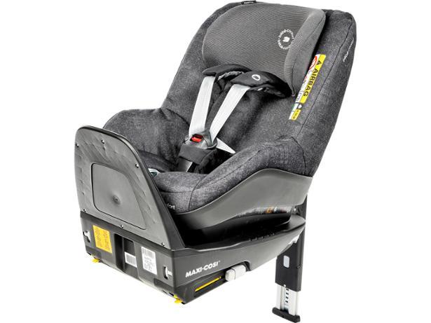 Maxi Cosi Pearl Pro i-Size + 3wayFix child car seat review ...