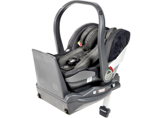 Babystyle Oyster Carapace i-Size + Duo-Fix base