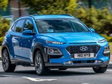 Hyundai Kona Hybrid (2019-)