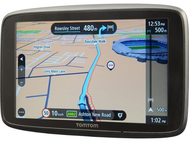 tomtom go professional 6200 sat nav review which. Black Bedroom Furniture Sets. Home Design Ideas