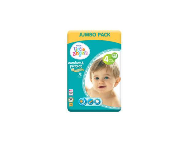 Asda Little Angels Comfort Protect Nappy Review Which
