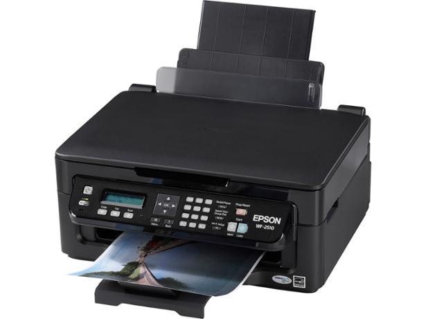 epson workforce wf 2510wf printer review which. Black Bedroom Furniture Sets. Home Design Ideas