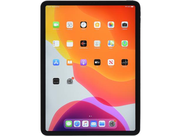 Apple iPad Pro 2020 11-inch front view