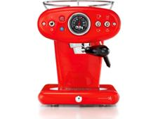 FrancisFrancis! illy X1 Anniversary IperEspresso Filtro Machine Red
