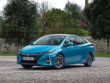 Toyota Prius Plug-In Hybrid (2017-)