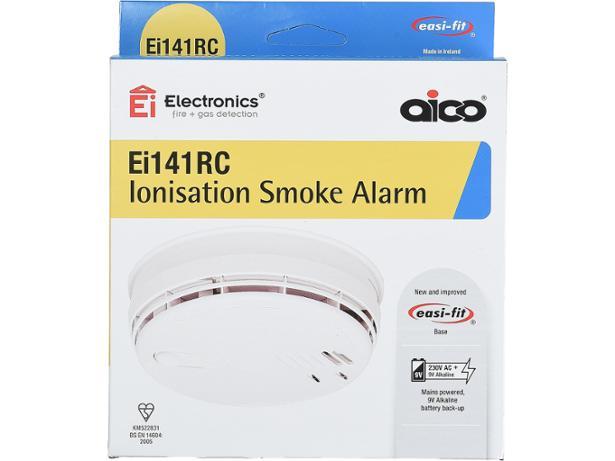 Ei Electronics Ei141RC front view