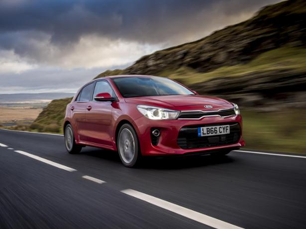 Kia Rio 2017 New Used Car Review Which