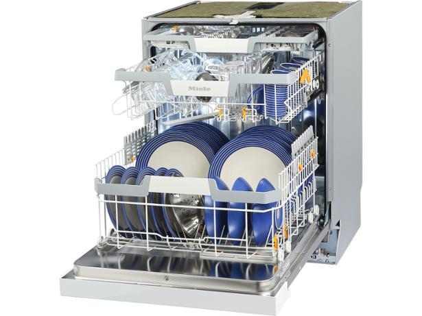 Miele Dishwasher Reviews >> Miele G7100 Sci