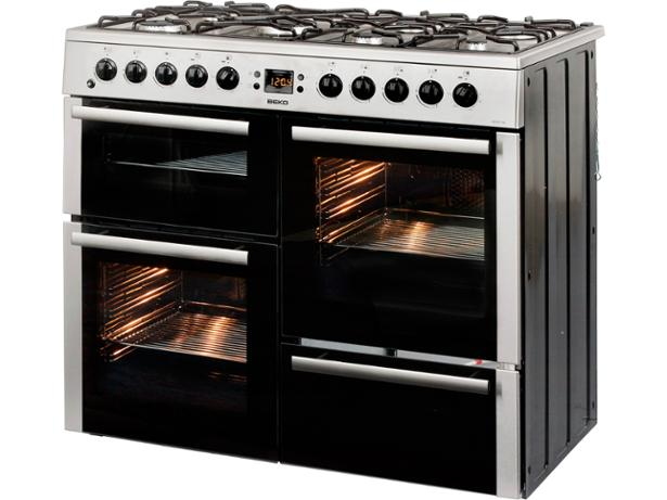 beko bdvf 100x range cooker review which. Black Bedroom Furniture Sets. Home Design Ideas