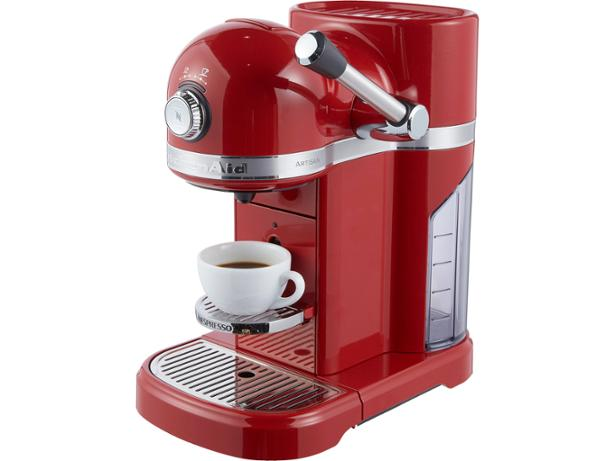 Kitchenaid Nespresso 5kes0503ber Coffee Machine Review Which