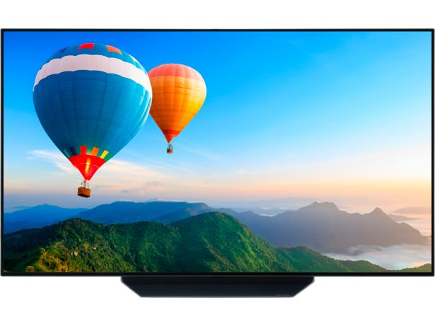 LG OLED55BX6LB front view