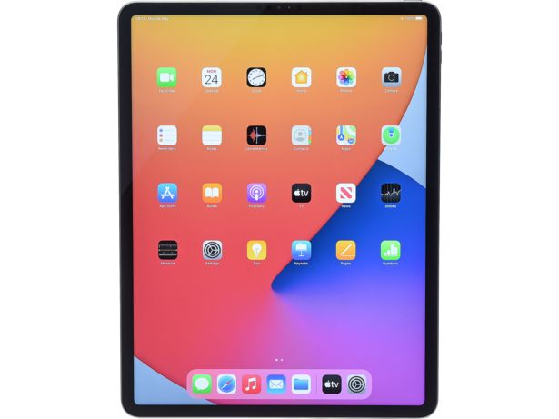 Apple iPad Pro 12.9-inch (2021) front view