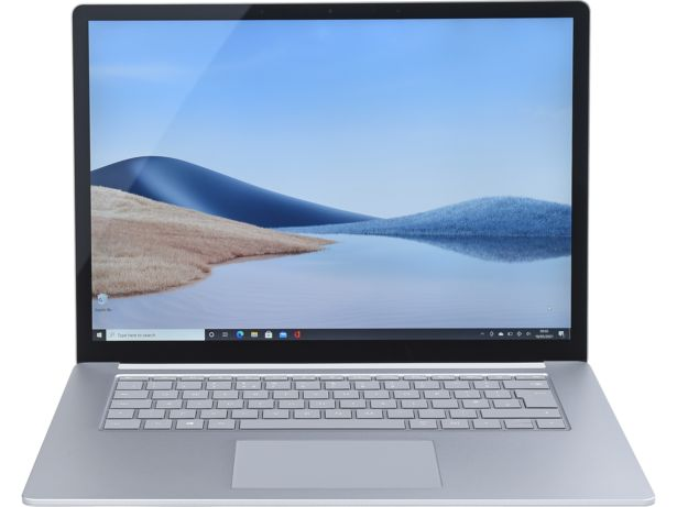 Microsoft Surface Laptop 4 15-inch front view