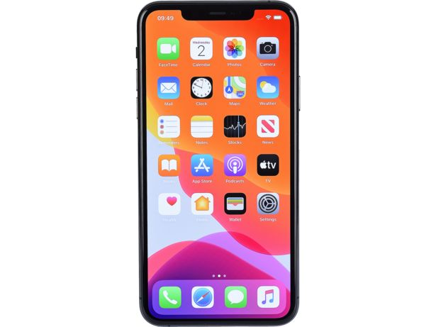 Apple iPhone 11 Pro Max front view