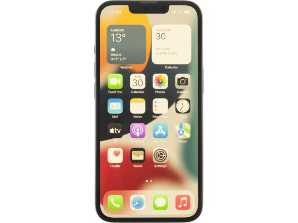 Apple iPhone 13 Pro front view